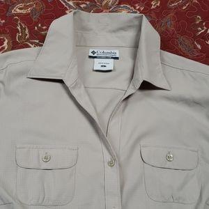Columbia Omnishade Tailored Shirt